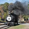 New Hope Valley Railroad Steam Locomotive