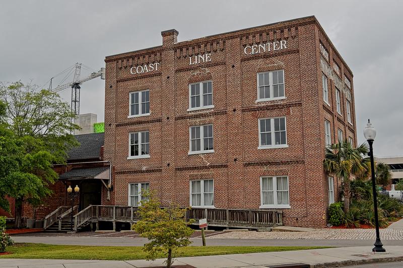 Coast Line Center Building