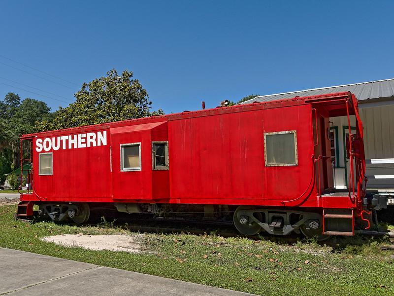 Southern Railway Bay Window X428 Caboose