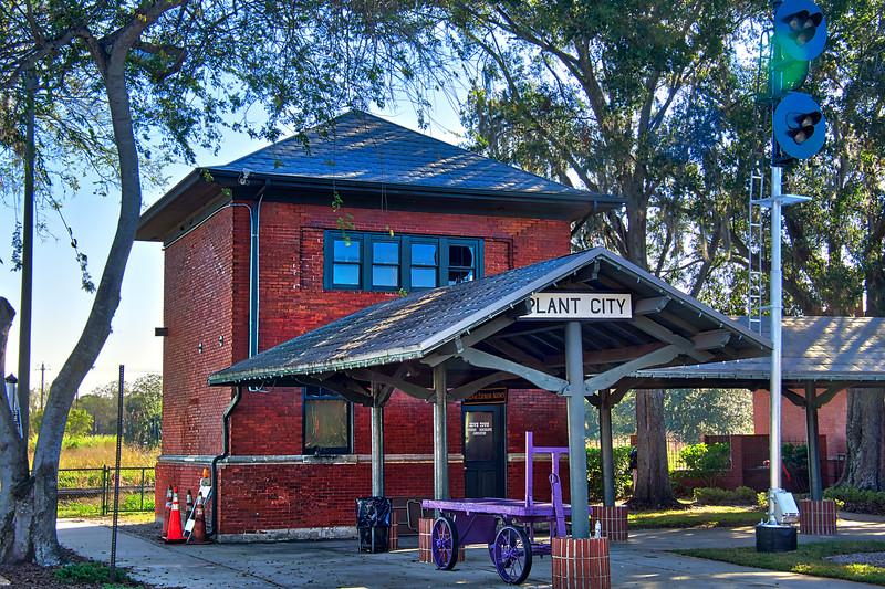 Plant City Union Station Depot
