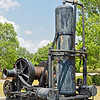 Steam Winch at North Carolina Transportation Museum