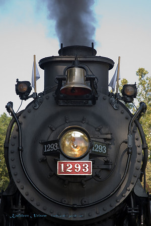Steam Engine No. 1293