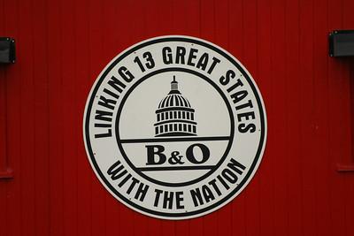 B&O Railroad Insignia