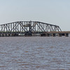 Biloxi Back Bay (swing truss) railroad bridge