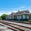 Ocean Springs L&N Train Depot