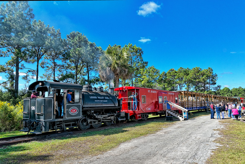 St. Marys Steam Express