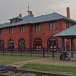 Cape Fear and Yadkin Valley Depot