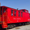 Nashville Chattanooga & St Louis Caboose