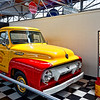 1950's Ford Shell Road Service Truck