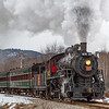 7470 Steam locomotive