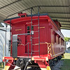 Old Atlantic Coast Line Caboose