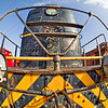 "Diesel Locomotive ""Up Close and Personal"""