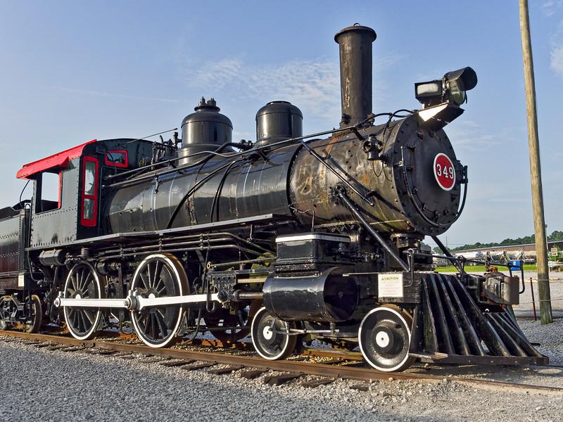Central of Georgia Railway 349