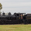 Sanford North Carolina Old Locomotive