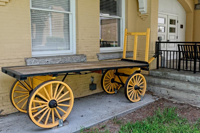 Florida Eastcoast Railway Wagon