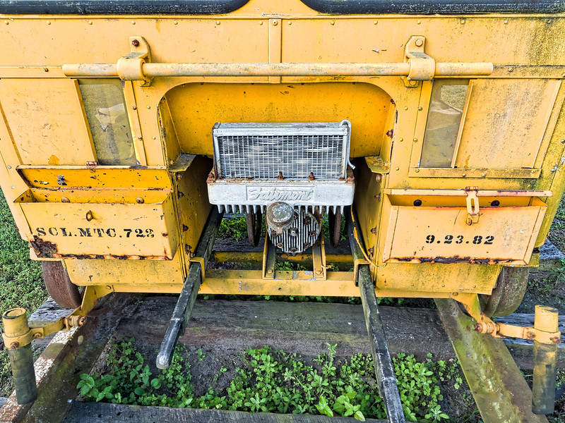 Fairmont Railway Motors SCL MTC 722
