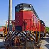 1829 EMD Diesel-electric Locomotive