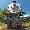 Illinois Central Locomotive