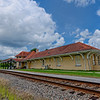 The Palatka Amtrak Station