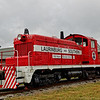 Laurinburg and Southern Locomotive