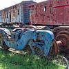 Old Rolling Stock at Bridgeport Depot