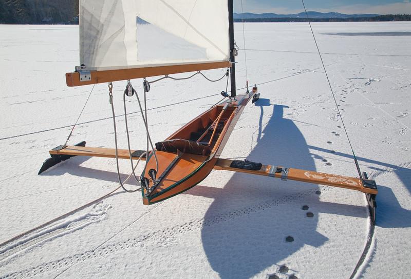 Ice Boat Rigging