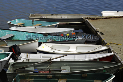 Crowded Rowboats