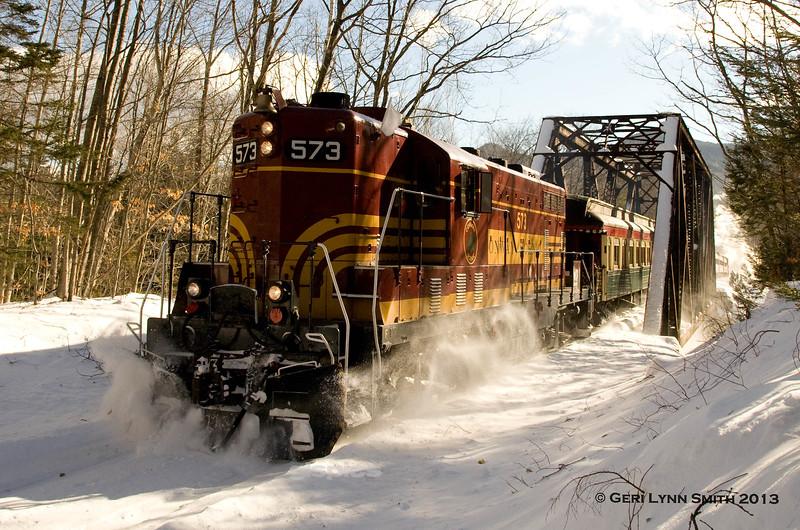 573 Plowing Snow