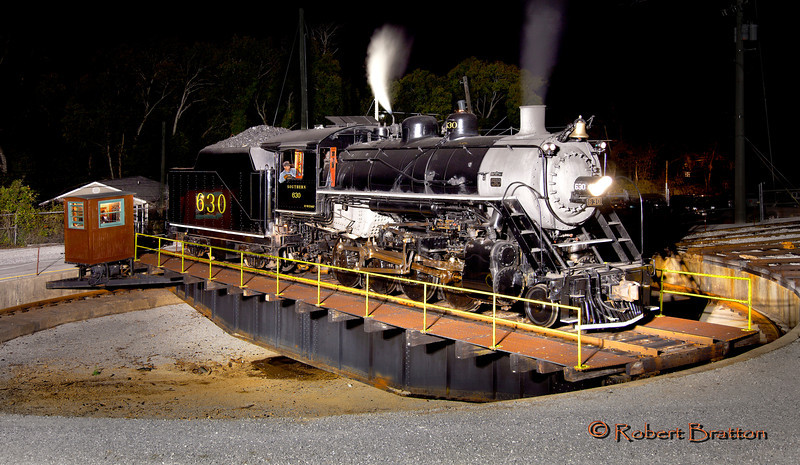 630 on the Turntable