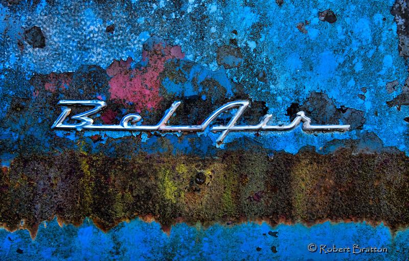 Chevy BelAir Emblem