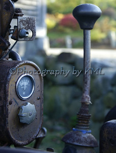 Antique Shifter
