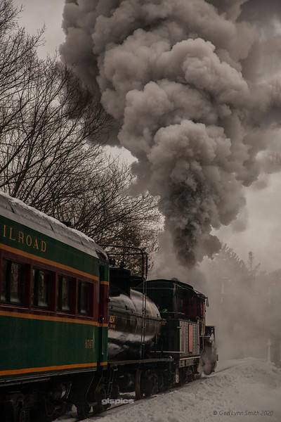 Throwing the Steam