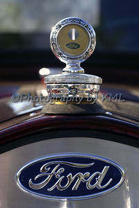 Ford Hood Ornament