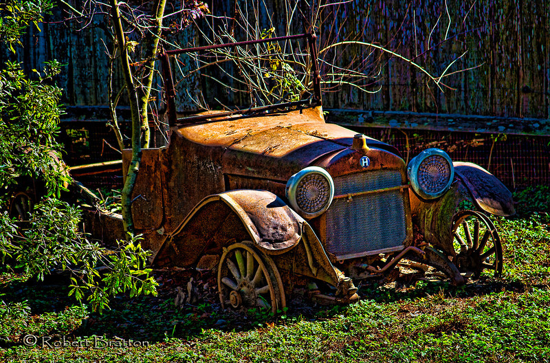 Swamp Truck