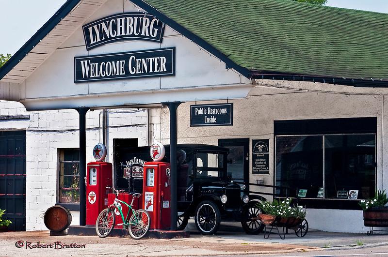 Service Station in Lynchburg