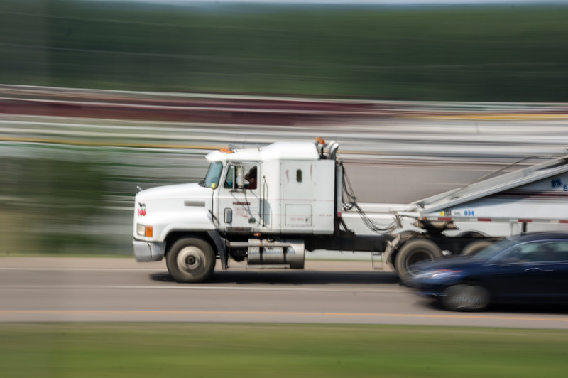 Truck Motion