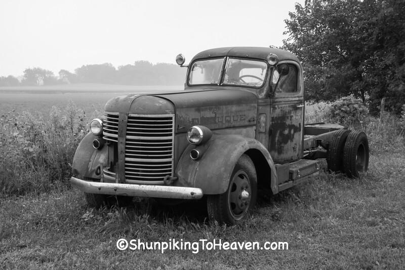 Old Truck, Dane Co., Wisconsin