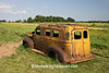 Rusty Dodge Delivery Van, Jackson County, Iowa