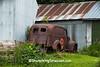 Creamery Delivery Van, Lafayette County, Wisconsin