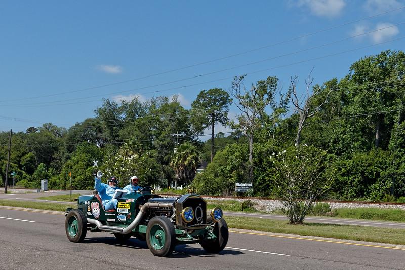 1918 American Lafrance Speedster