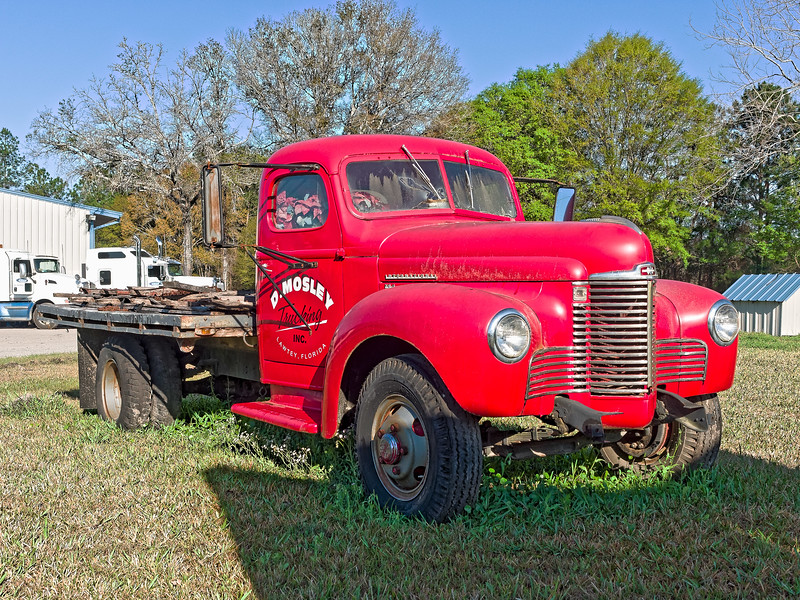 1940's Era International Truck