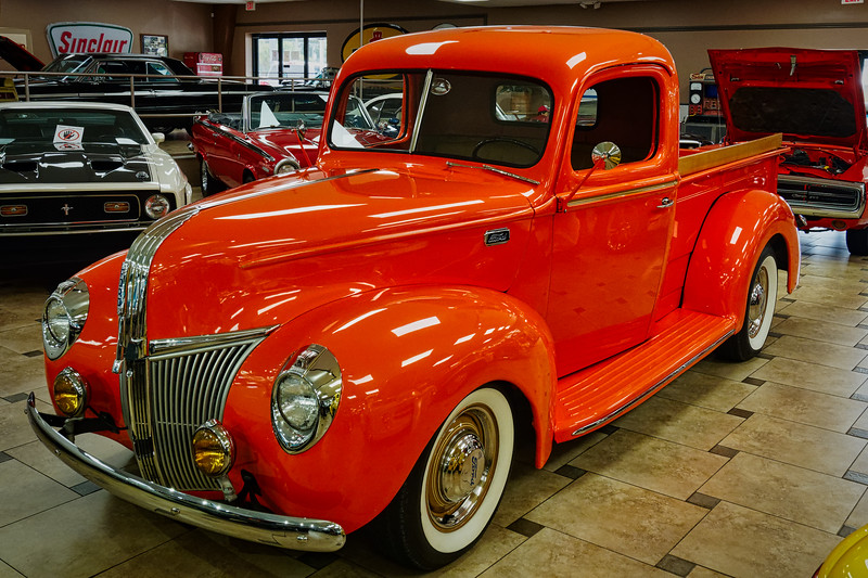 1930s Ford Pickup Truck