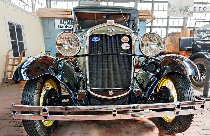 1930's Ford Car
