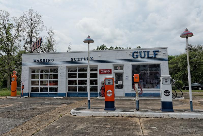 Quincy Gulf Station