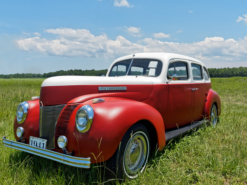 1941 Supercharged ???