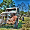Old Chevrolet truck at Ye Olde Red Barn
