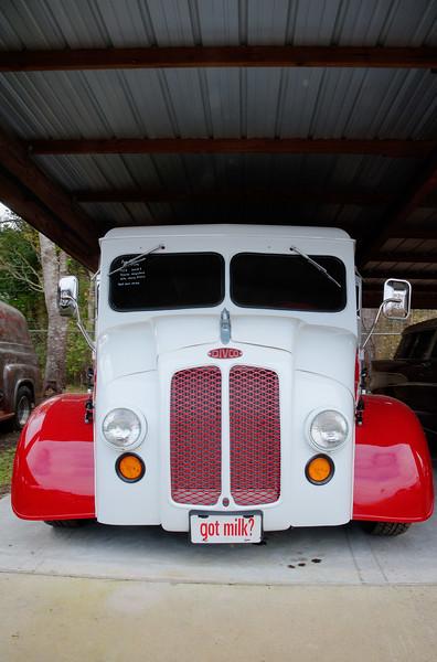 """""""Got Milk"""" 1930s/40s Divco Milk Truck"""