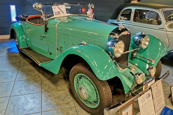 1933 Derby L8