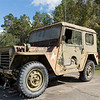 M151 Truck At Camp Blanding