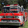 1970's Ford Fire Truck
